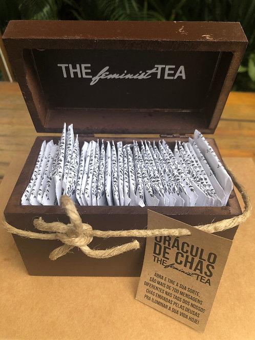 O Famoso Oráculo de Chá The Feminist Tea (Kit)