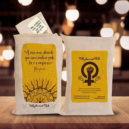 Chá Beyonce - Antioxidante com gostinho de pêssego