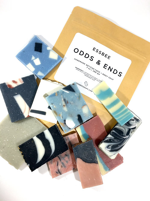 SOAP ODDS + ENDS