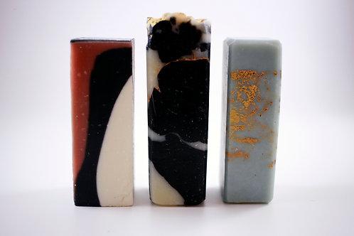 MINI SOAPS (SET OF 3)