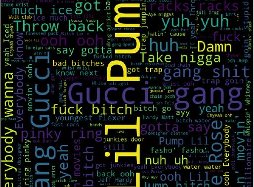 Can Neural Networks Write a Lil Pump Album?