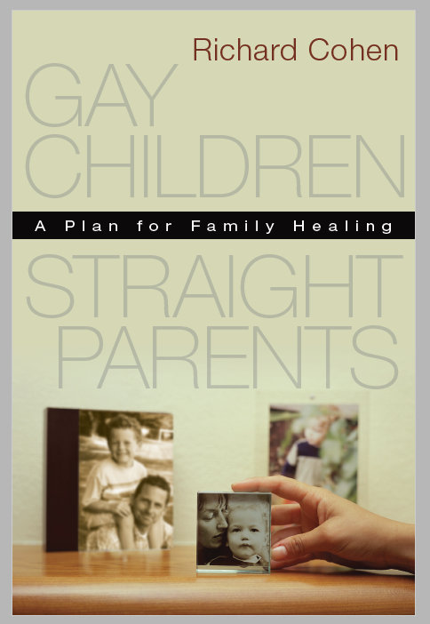 Gay Children, Straight Parents: Paperback
