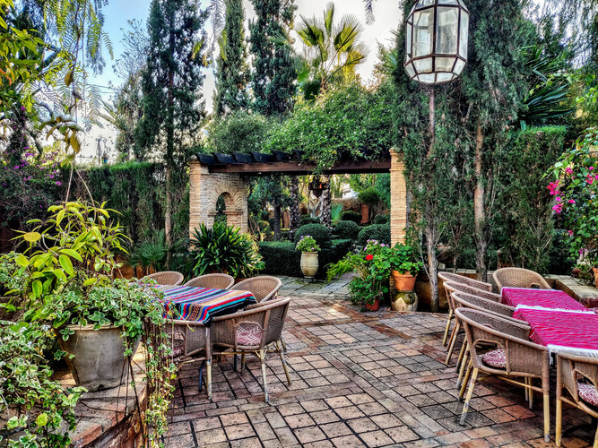 Moroccan Tea Gardens of Crevillente.