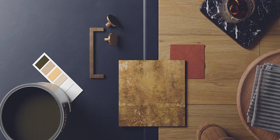 Kitchen design Mood board