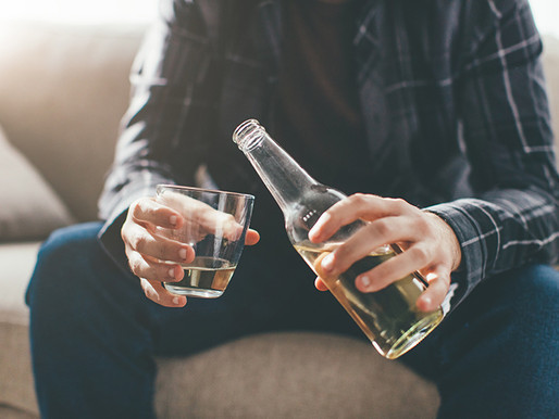 Are you drinking too much? Top tips to take back control.