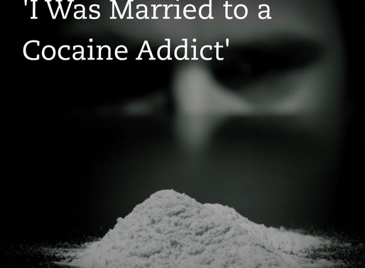Married to an addict?