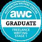 Proud AWC graduate