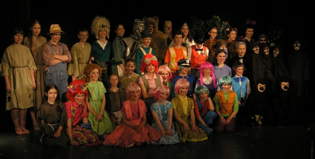 2007 The Wizard of Oz