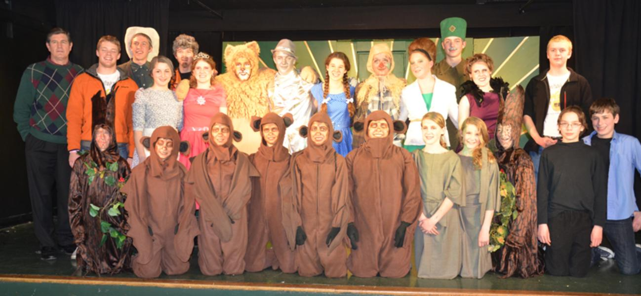 2014 The Wizard of Oz