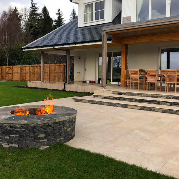 MacColl & Stokes Landscaping Large Projects Balmaha
