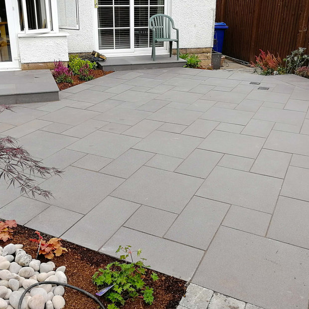 MacColl & Stokes Landscaping Paving
