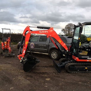 MacColl & Stokes Landscaping Plant Hire