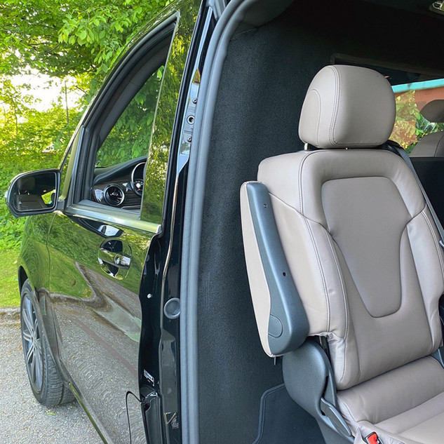 S8 Global V Class - Comfort +