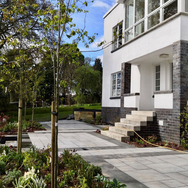 MacColl & Stokes Landscaping Large Projects Bearsden