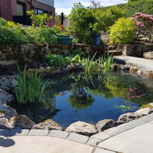 MacColl & Stokes Landscaping Water Features
