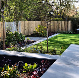 MacColl & Stokes Landscaping Medium Projects Bearsden