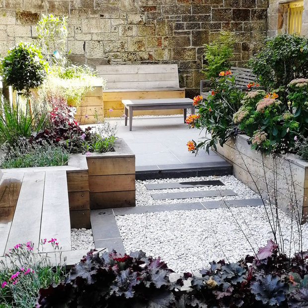 MacColl & Stokes Landscaping Small Projects Hillhead Glasgow