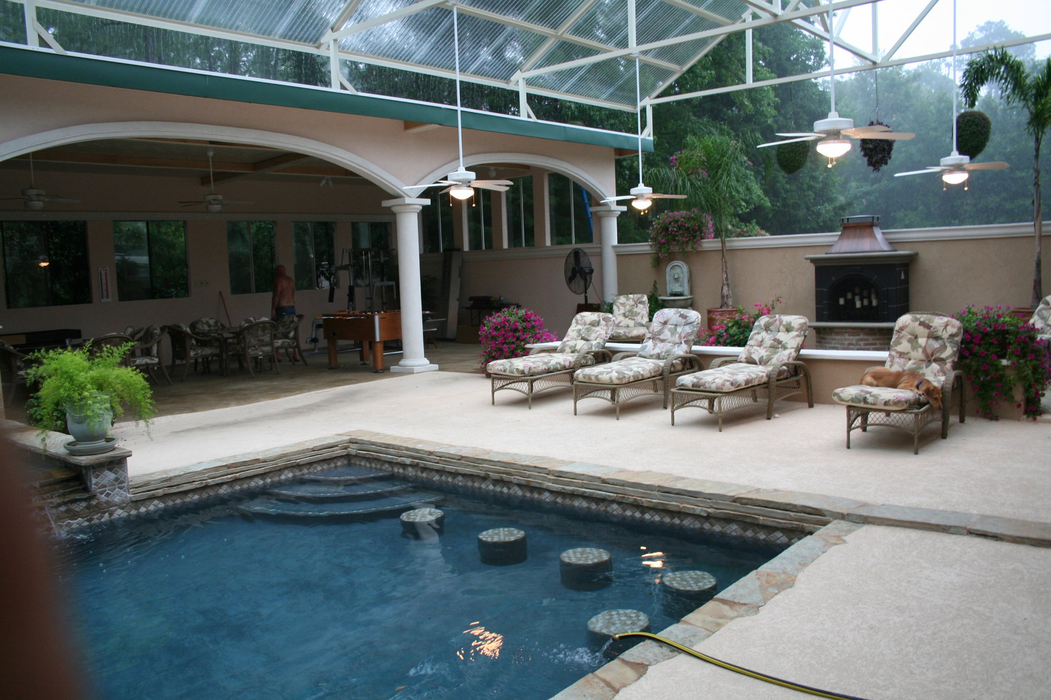 Port Neches Tx Swimming Pool Contractor
