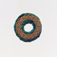 Celtic Roving Wreath