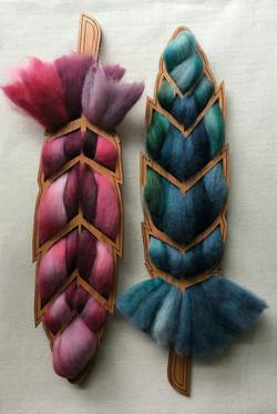 Fiber Feathers