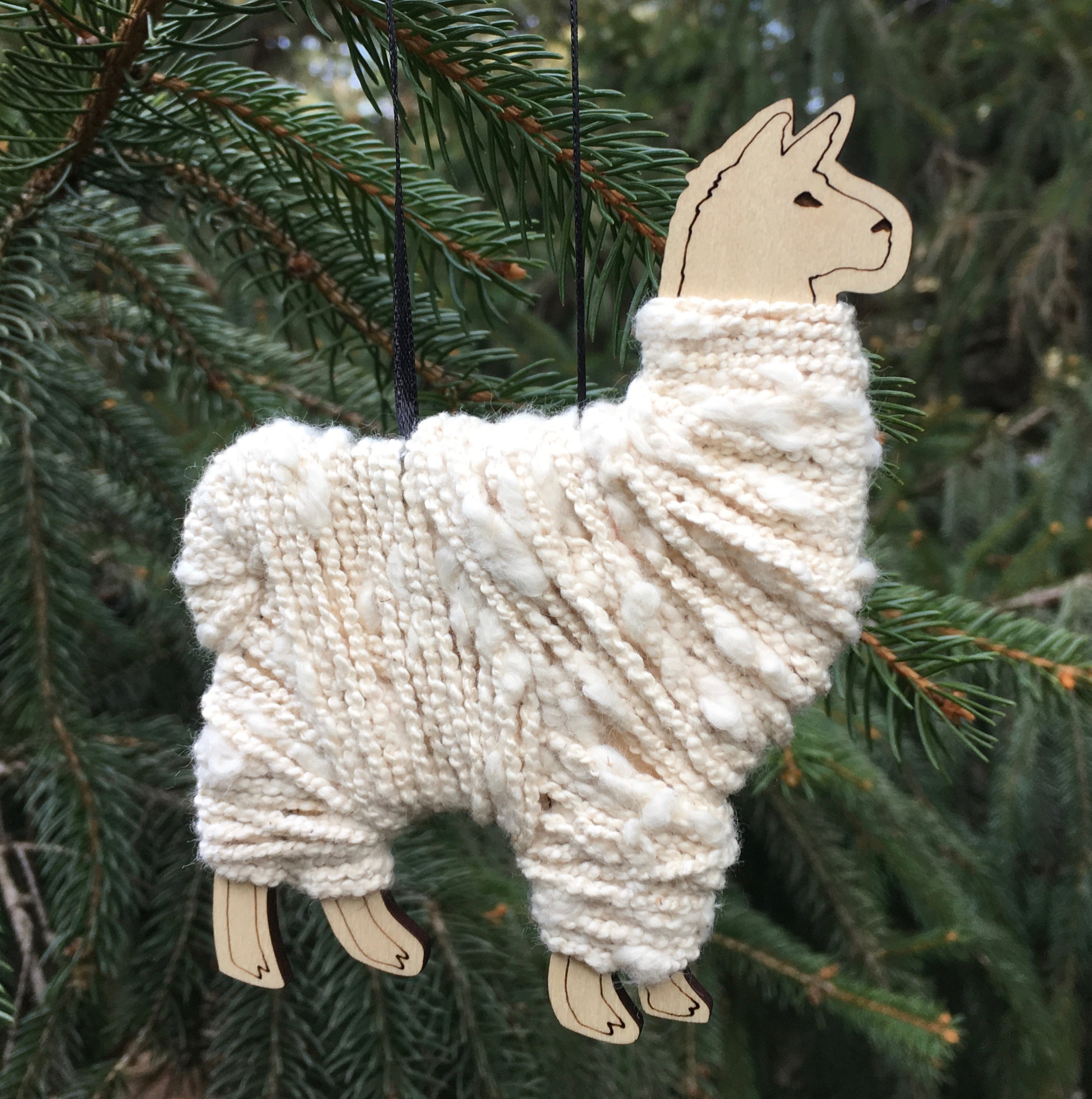 Alpaca Ornament