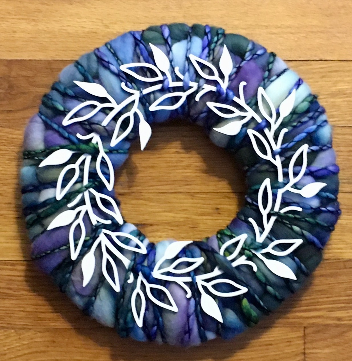 Roving Wreath