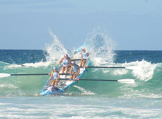 Surf Boat Oars