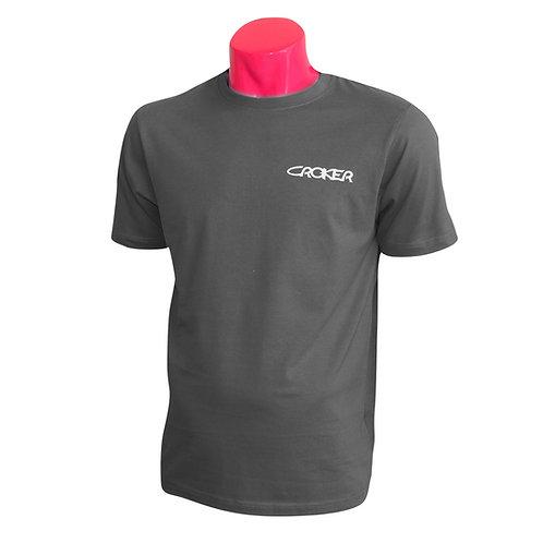 CROKER MENS TSHIRT - Grey