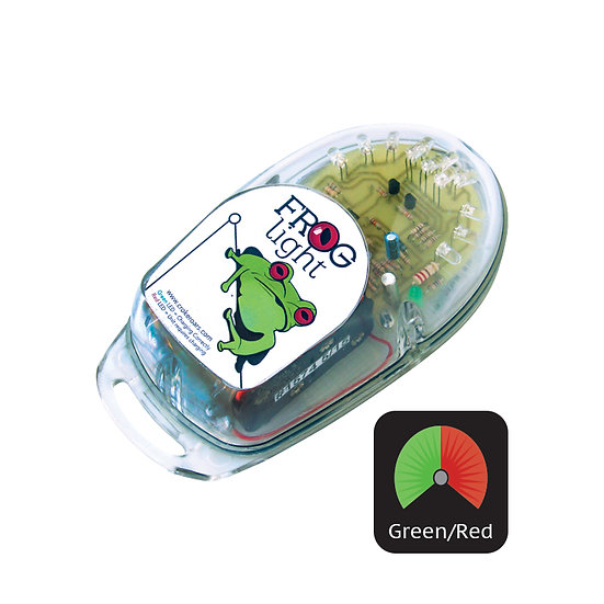 Frog Light - Constant Red Green