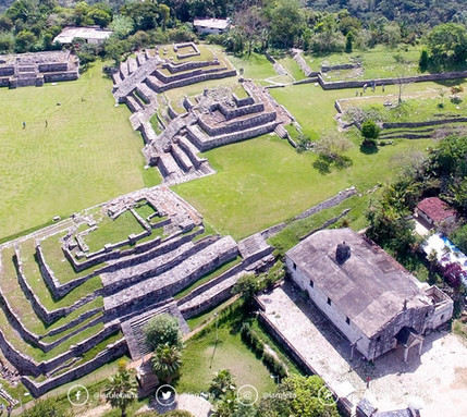 Yohualichán.