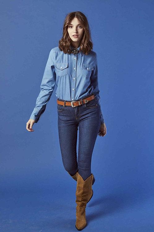 Camisa jeans Micki