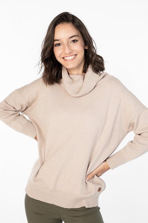 Sweater polera Diana