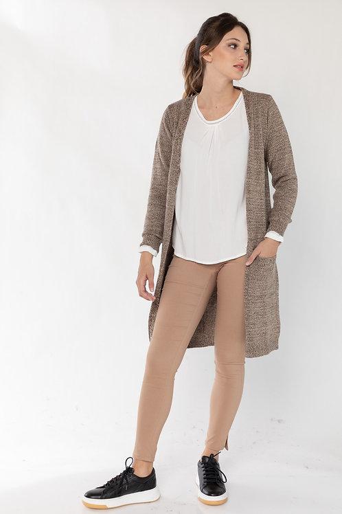 Sweater saco Flora