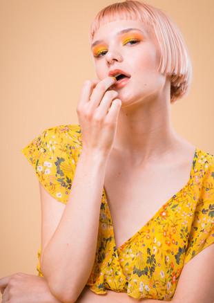 Make-Up & Hair für Werbefilme