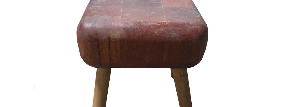 Chunky Solid wood Stool