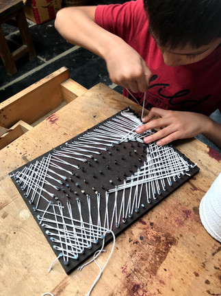 Tray Making Workshop