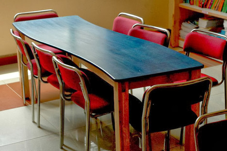 TISB Reading Table