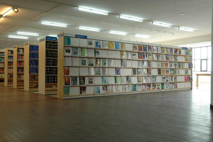 CMRIT Library - Magazine Rack