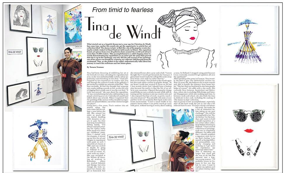 Curaçao newspaper: Amigoe Express