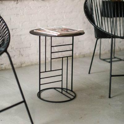 mesa lateral de ferro M