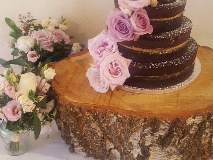 cake on log stand.jpg