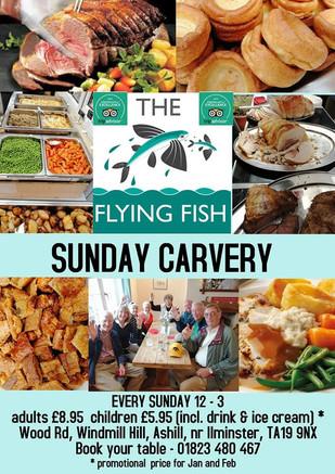 Sunday Carvery