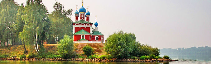 Речной круиз Москва Углич Калязин Москва