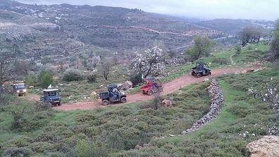 ATV Judean Hills