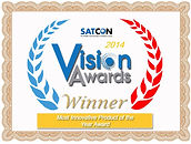 VSAT Satcom Awards Winner Integrasys