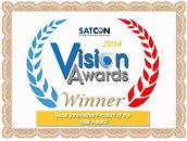 VSAT Satcom Awards Winner Integrasys