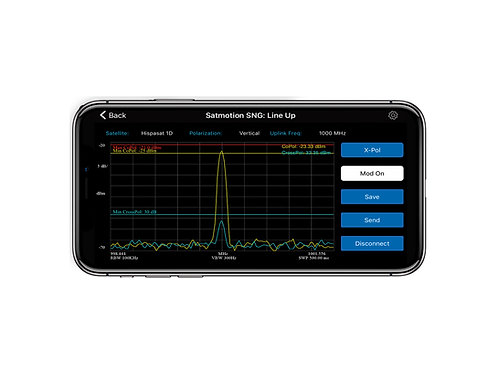 Satmotion SNG Base License, Single User
