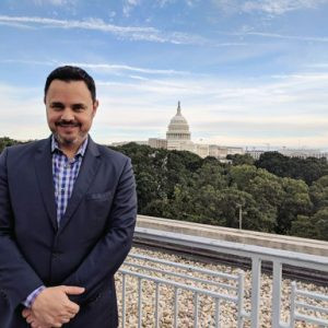 Jose Torres, Integrasys Global Sales Director in Washington D.C.