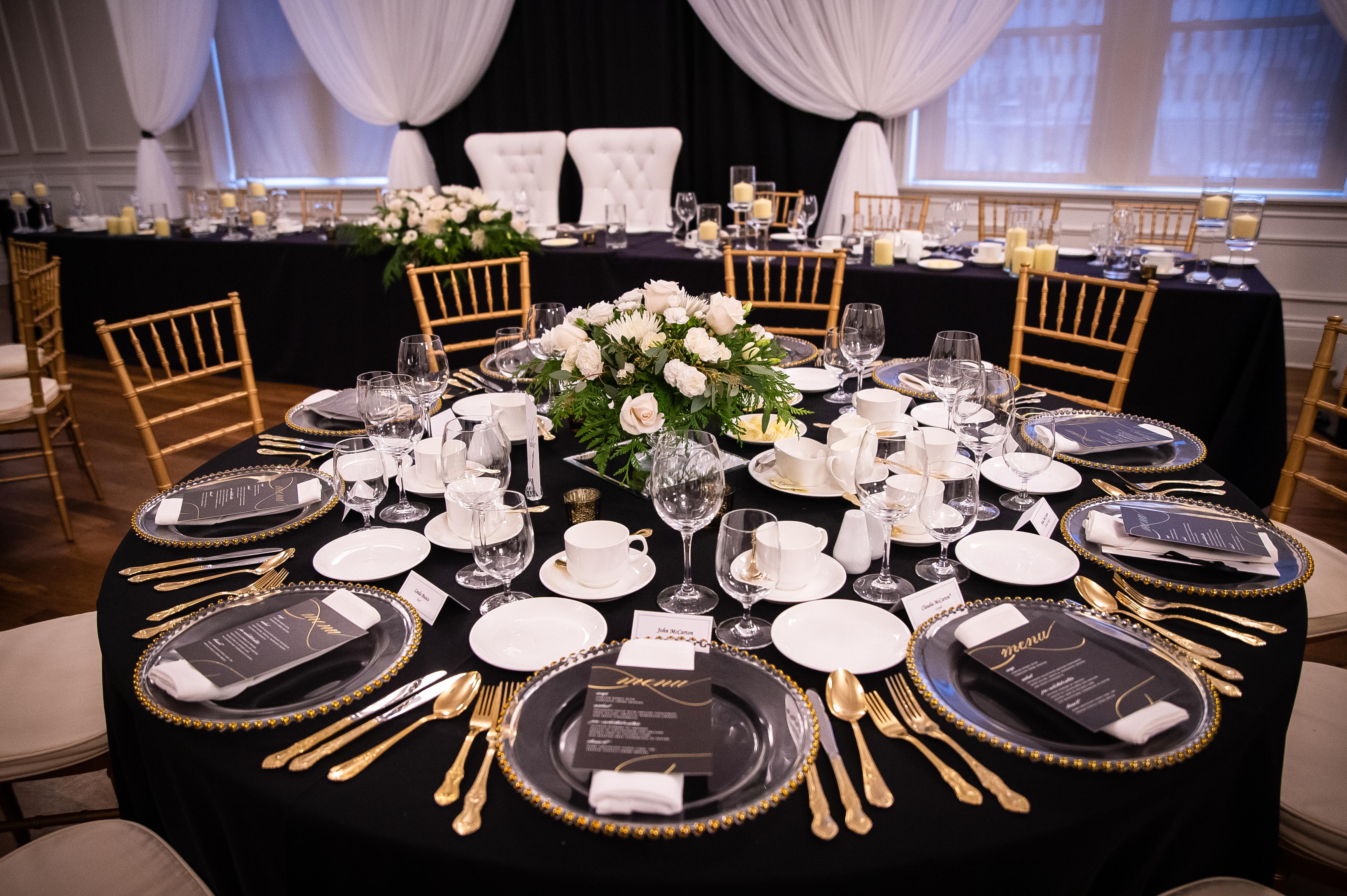 Winter Wedding London Ontario Canada The London Club