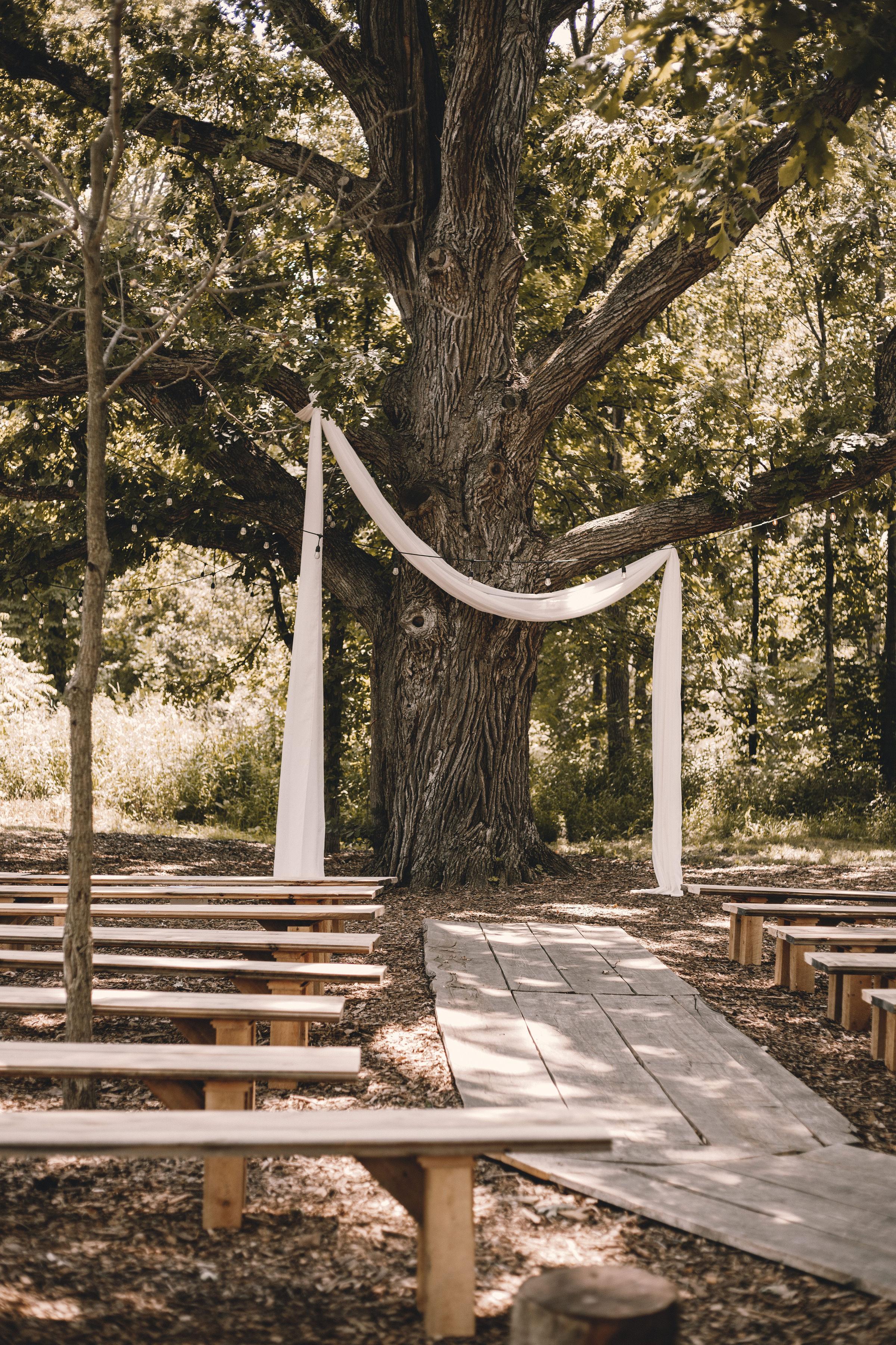 Sydenham Ridge Estates Wedding